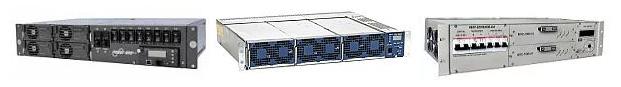 Слева на право: ИБП DC Power-One, ИБП DC Mitra, ИБП DC Форпост